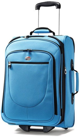 Luggage Splash Upright Suitcases