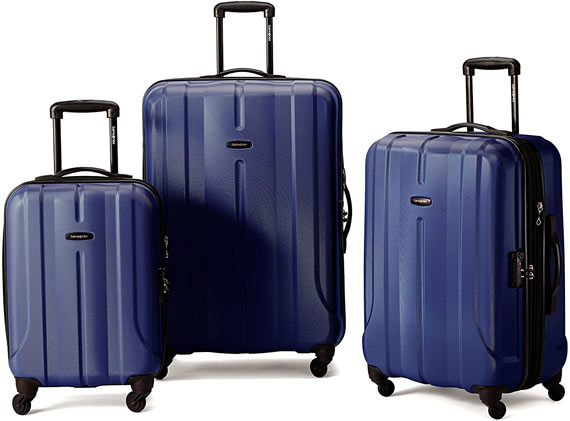Samsonite Luggage Fiero HS Spinner