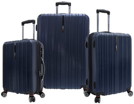 Traveler's Choice TC5000 3-Piece Tasmania Luggage Set Review