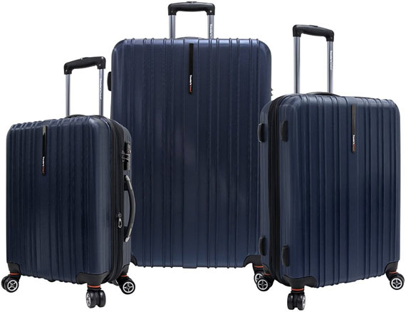 Tasmania Three-Piece Luggage Set