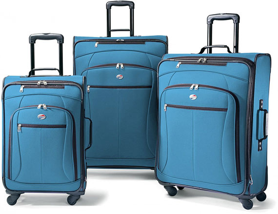 American Tourister Luggage Set- Three Sizes For Travel