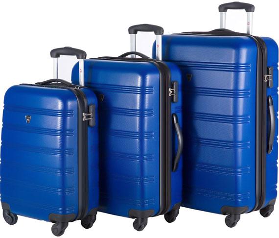 Merax Travelhouse Luggage Set