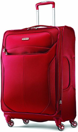 Samsonite Expandable Wheeled Luggage Spinner