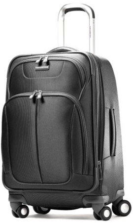 Samsonite Hyperspace Spinner Expandable Suitcase