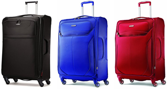 Samsonite Lift Spinner Review Expandable And Wheeled