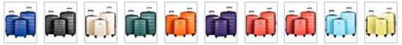 Travelhouse Color Options