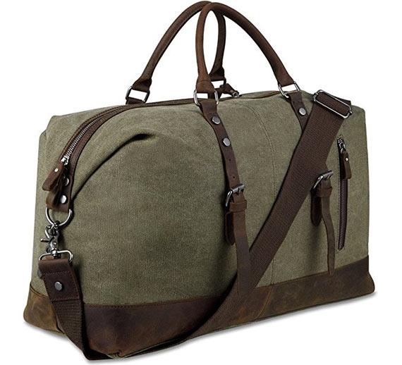 The BLUBOON Overnight Weekender Bag